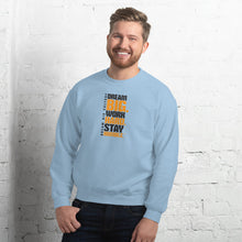 Load image into Gallery viewer, Men's Sweatshirt Work Hard