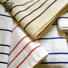 Load image into Gallery viewer, SMARTLINEN® Pool Towel Signature Stripe (FREE Shipping)