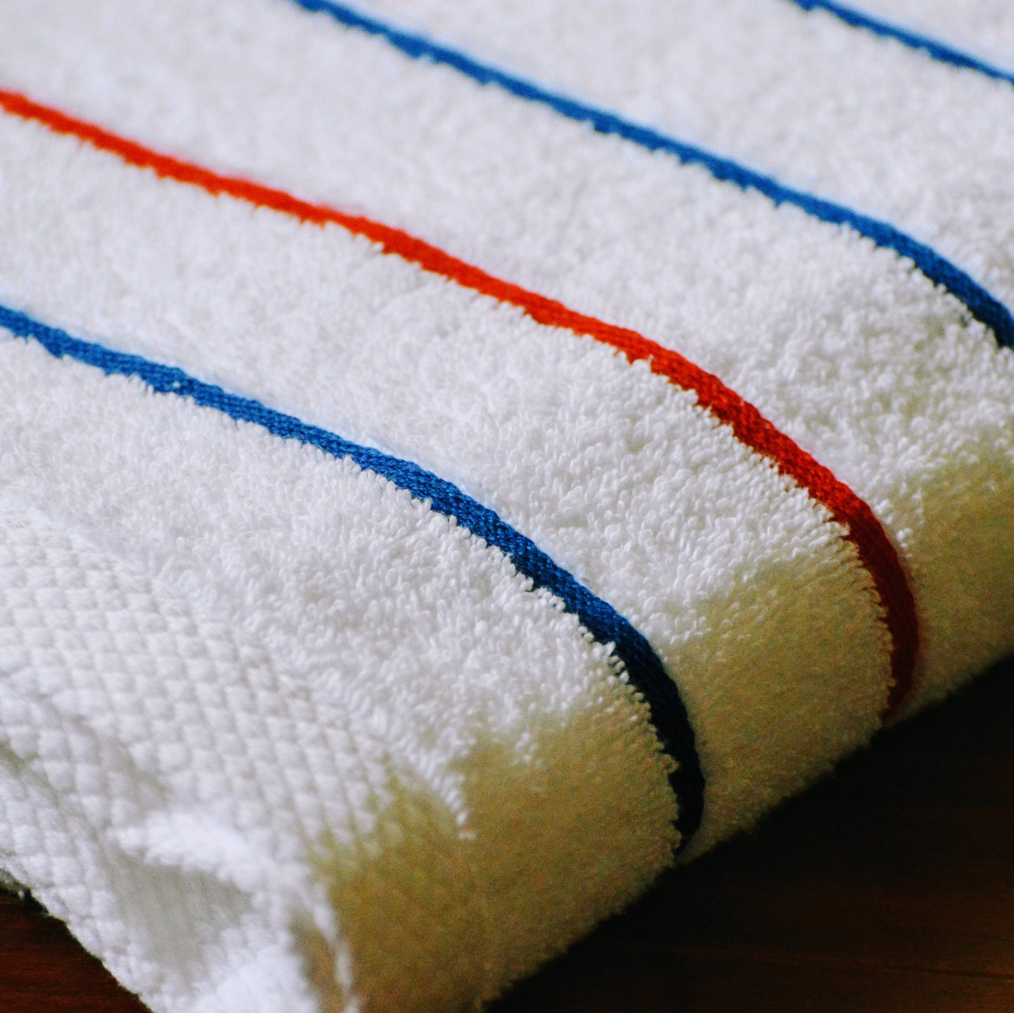 SMARTLINEN® Pool Towel Signature Captain Stripe (FREE Shipping)