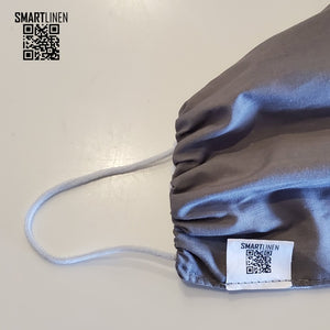 SMARTLINEN® Exclusive (LIMITED EDITION) Washable Face Mask with SILVERbac Antimicrobial Technology