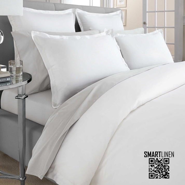 SMARTLINEN® T300 Duvet Cover Sateen Collection (FREE Shipping)