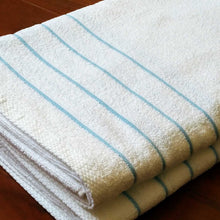 Load image into Gallery viewer, SMARTLINEN® Pool Towel Signature Captain Stripe (FREE Shipping)