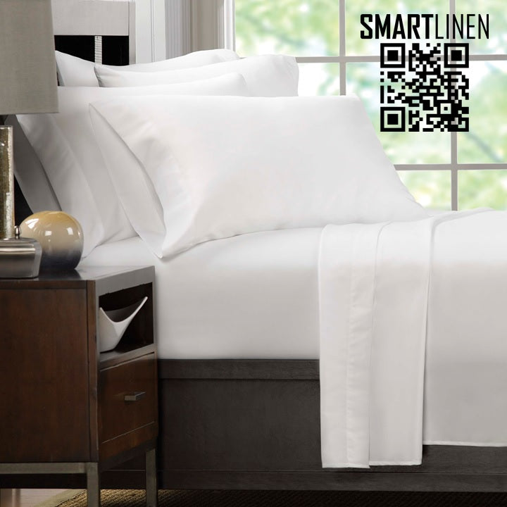 SMARTLINEN® T300 King Sateen Collection Set (FREE Shipping)