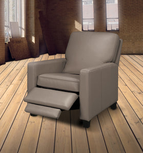 Messina Reclining Leather Chair