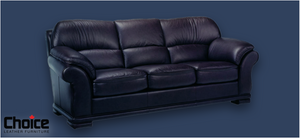 Nathan Leather Sofa