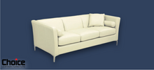 Load image into Gallery viewer, French Leather Sofa