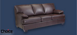 Dorothy Leather Sofa