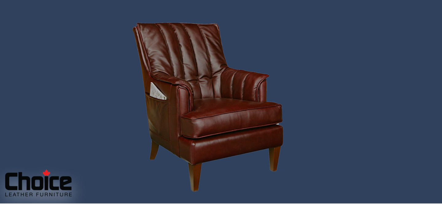 Rome Leather Chair