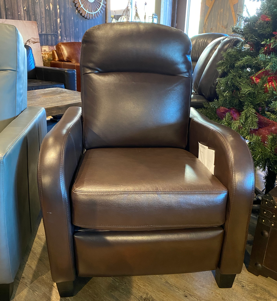 River Leather Recliner Chair