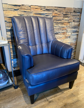 Load image into Gallery viewer, Rome Leather Chair