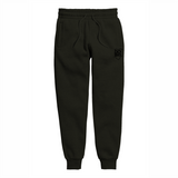 BLACK SWEATPANT HEAVY FABRIC