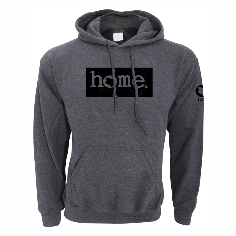 DARK GREY HOODIE LIGHT FABRIC