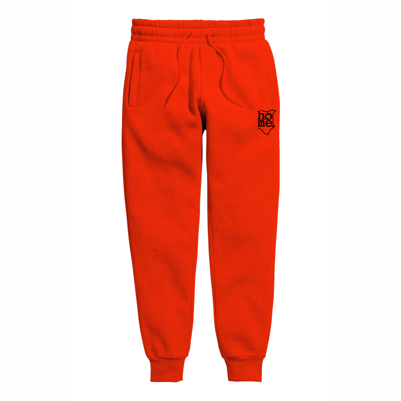 RED SWEATPANT HEAVY FABRIC