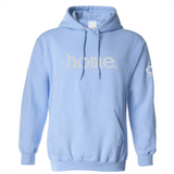 SKY BLUE HOODIE LIGHT FABRIC