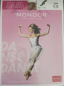 Tights Convertible Ballet by: Mondor