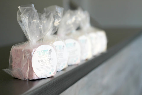 Bath Bombs by Soapstones