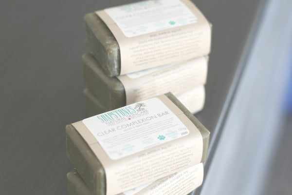 Clear Complexion Bar Soap by Soapstones