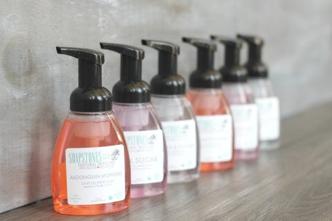 Hand Soap by Soapstones