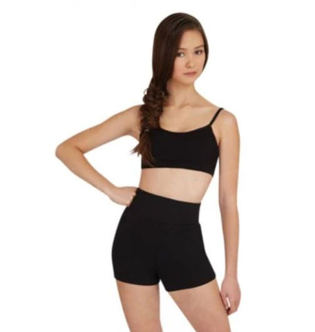 High Waisted Shorts by Capezio