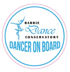 BDC Car Decal