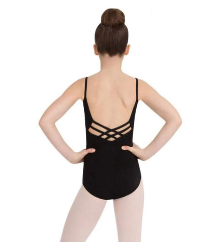 V-Neck Cami Leotard by Capezio