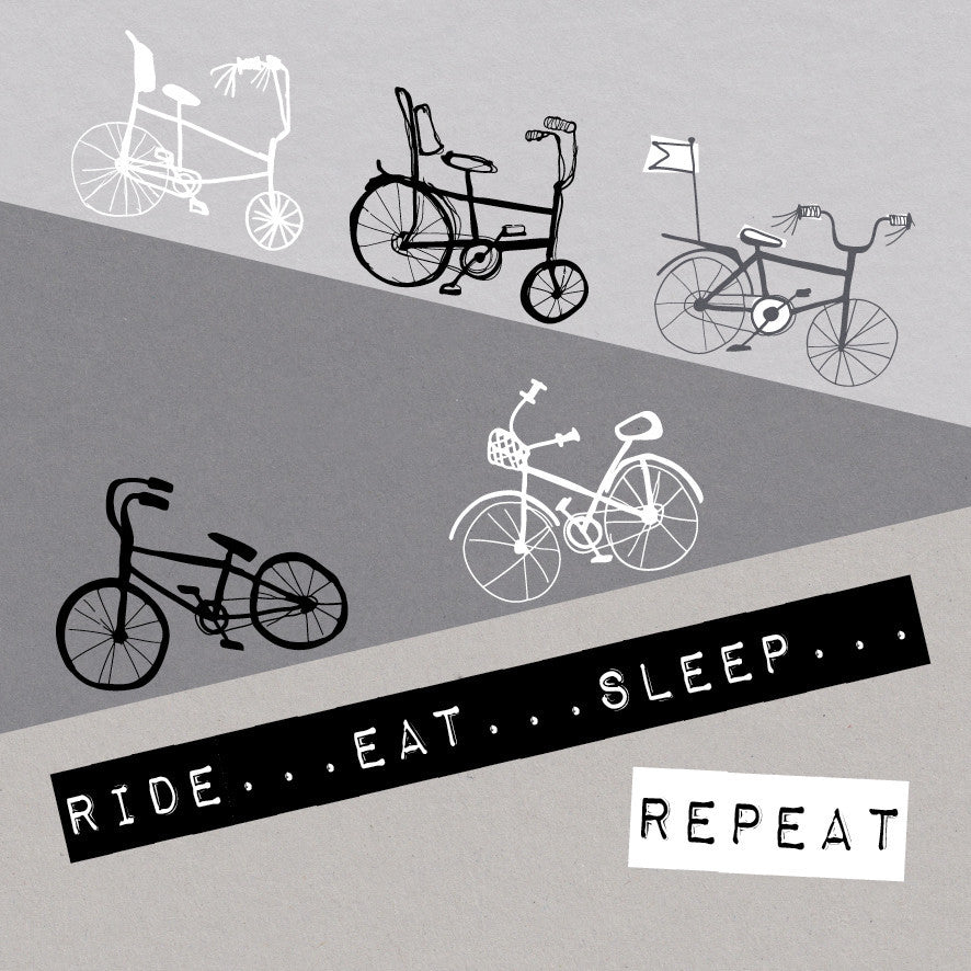 Ride Eat Sleep