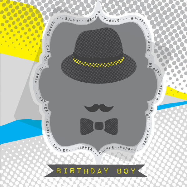 Dapper Birthday