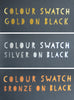 Metallic Personalise Family Branches Print
