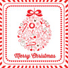 Christmas Bauble Card