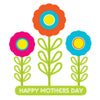 Happy Mother's Day Daisy Chain Card