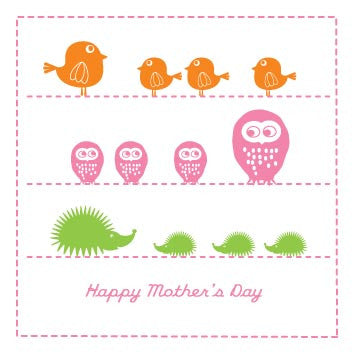 Faraway Tree Mother's Day Card