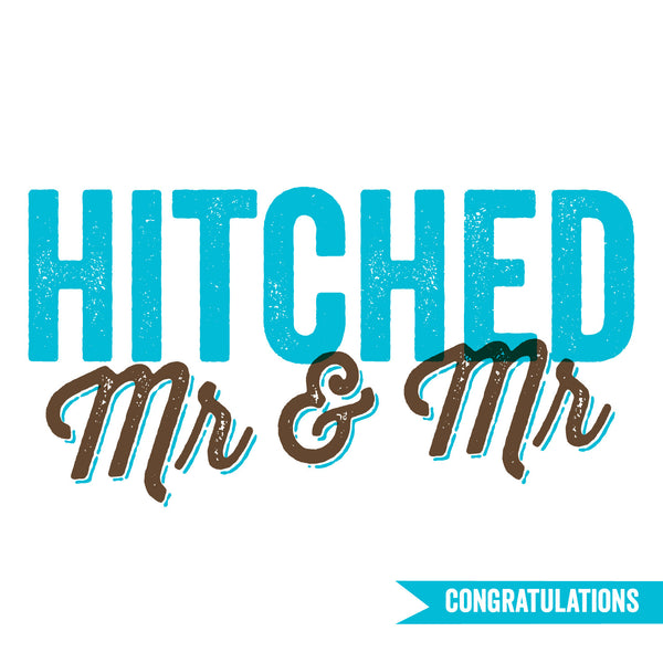 Hitched Mr & Mr