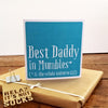 Personalised Best Dad/Daddy/Father Card