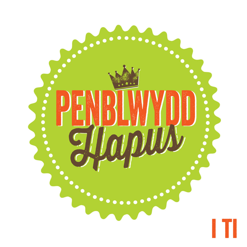 Welsh Language Happy Birthday To You Card
