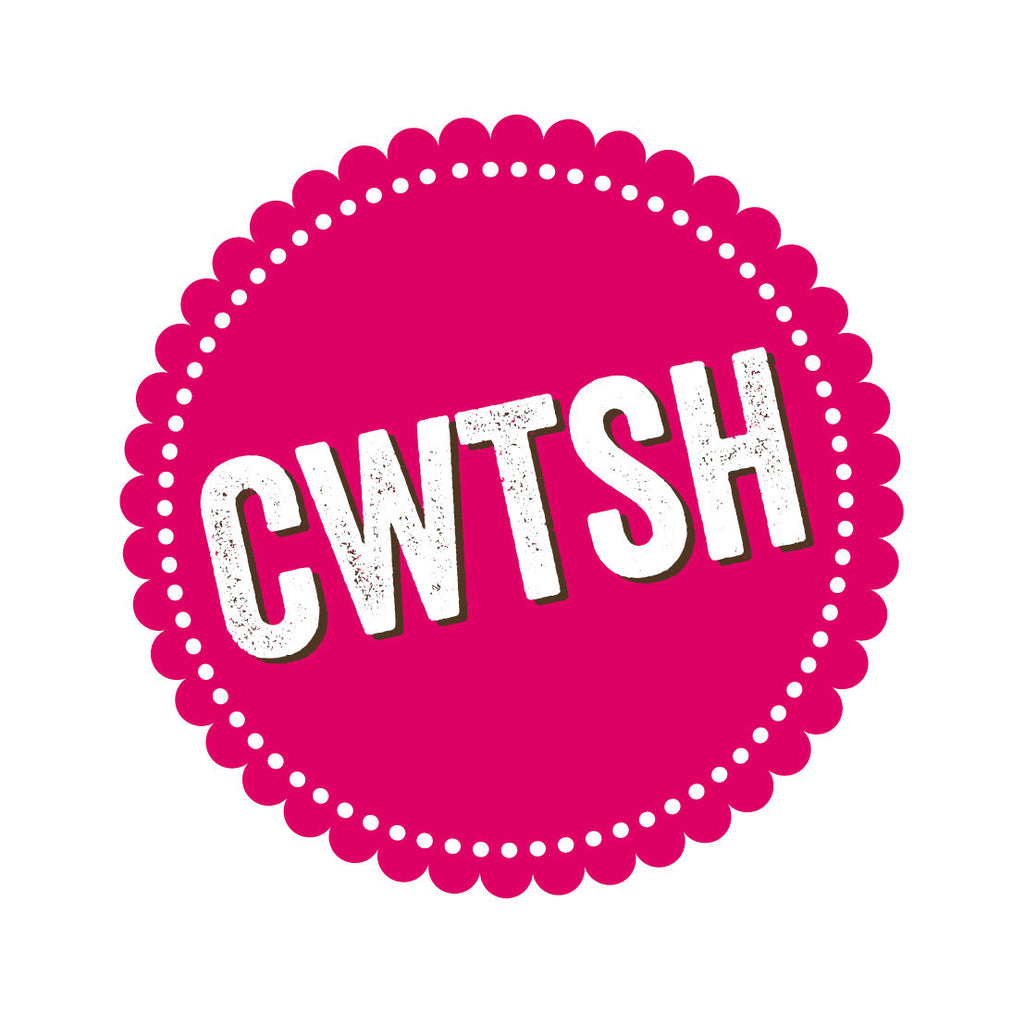 Welsh Language Cwtsh Card