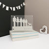 Personalised Paper Cut Family