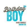 Personalised Birthday Boy Card