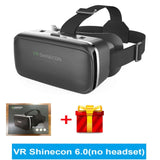 Original VR shinecon 6.0 Standard edition and headset for Smartphones