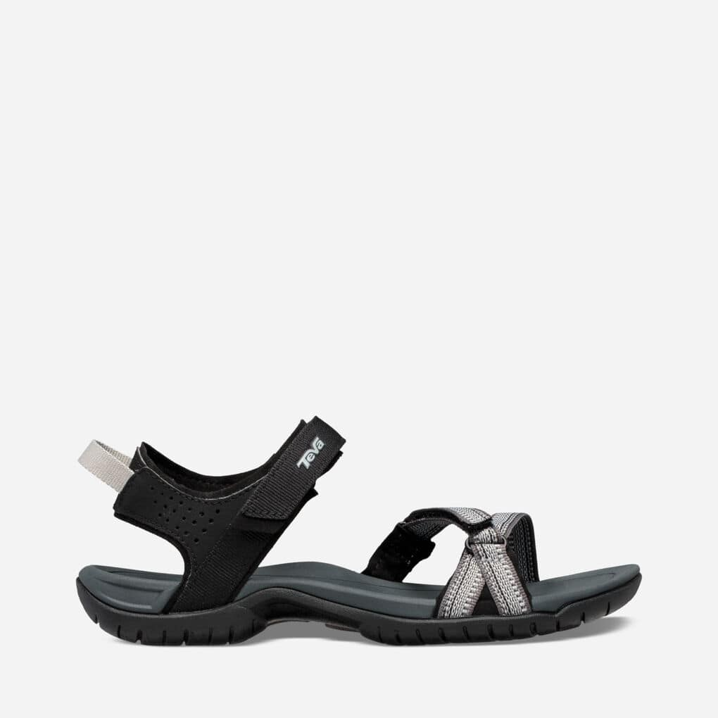 Teva Womens Verra Sandal - Black/White