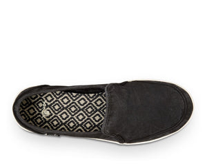Sanuk Pair O Dice Womens - Washed Black