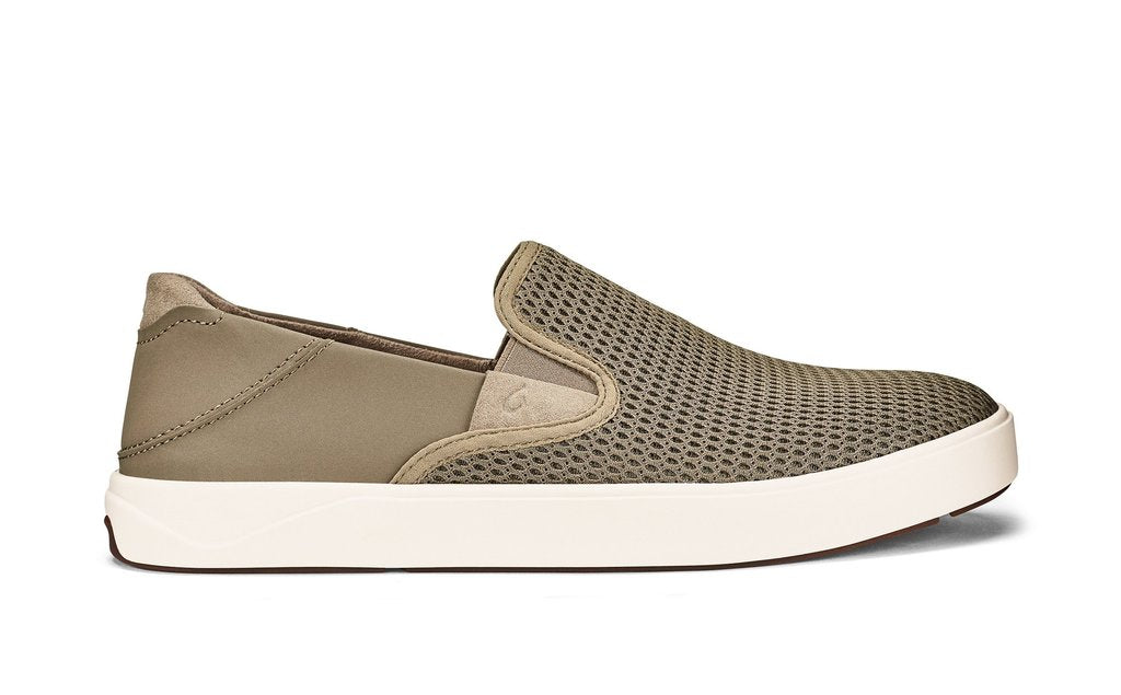 Olukai Lae'ahi Mens Slip On - Clay