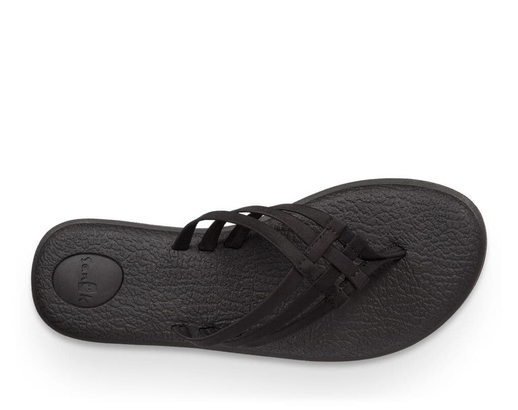 Sanuk Yoga Salty - Black