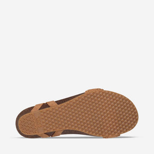 Teva Womens Mahonia Stitch - Chipmunk