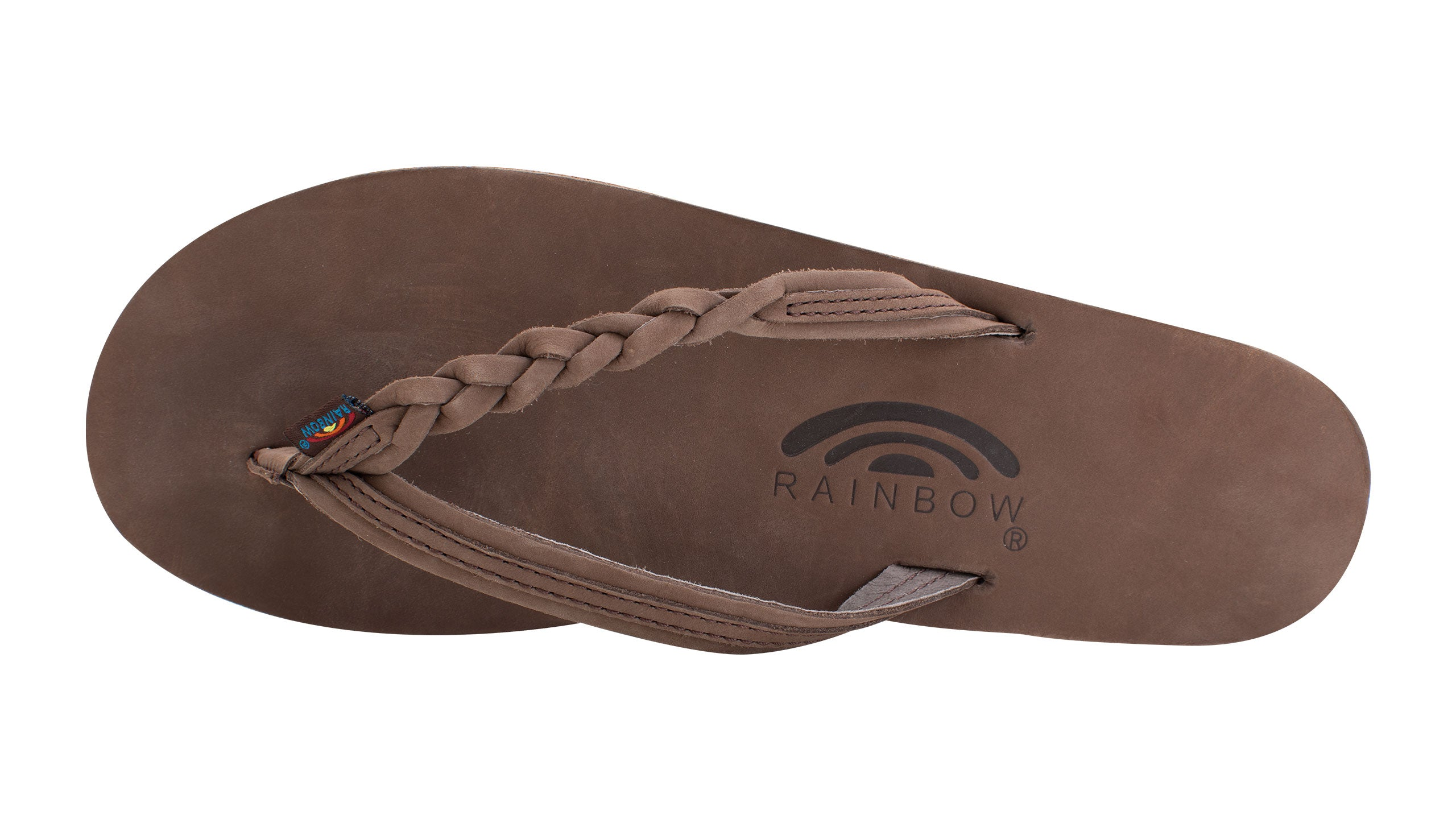 Rainbow Womens Flirty Braidy - Expresso