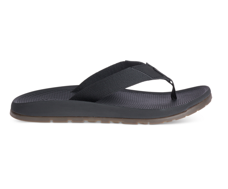 Chaco Mens Lowdown Flip - Black