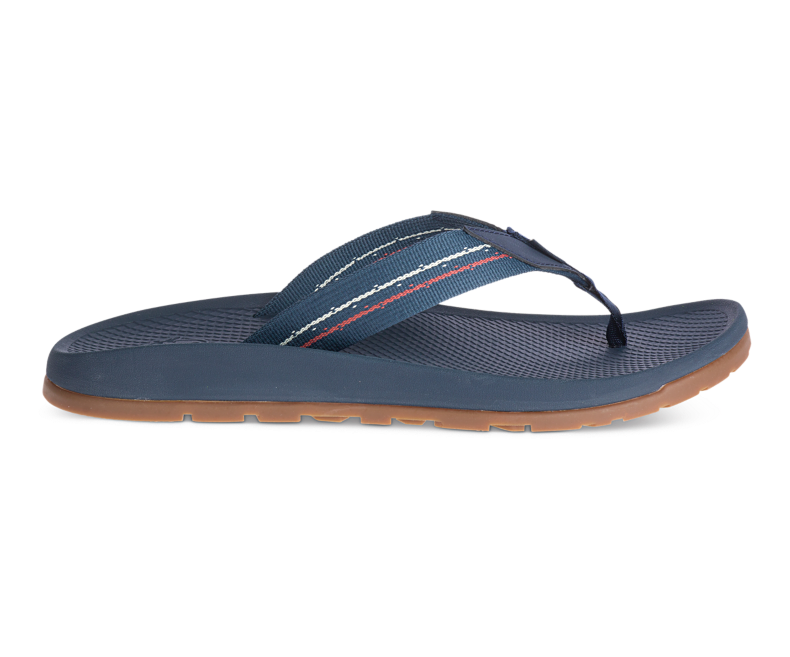 Chaco Mens Lowdown Flip - String Eclipse