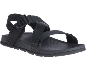 Chaco Mens Lowdown Sandal - Black