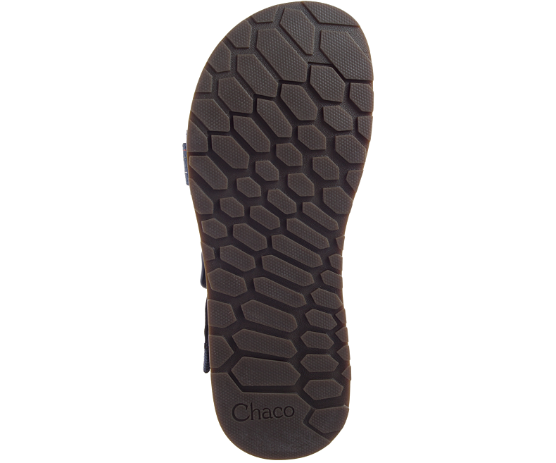 Chaco Mens Lowdown Sandal - Navy