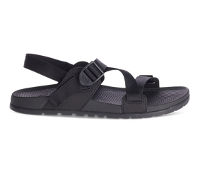 Chaco Womens Lowdown Sandal - Black