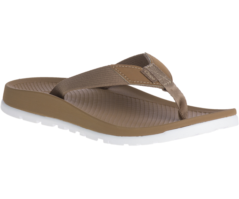 Chaco Womens Lowdown Flip - Otter